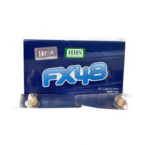 FX48 Bitkisel 2 Kapsül - Hhs
